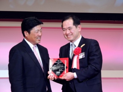お客様に、皆様に感謝!『楽天トラベルアワード2012リトルスター賞』を2年ぶりに受賞いたしました♪
