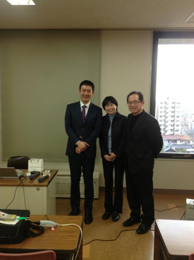 姫路商工会議所にて話し方セミナーを受講して来ました☆