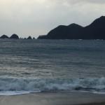 強い西風波高6mってどんな感じ?~冬の日本海
