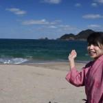なぜ、佐津海水浴場(佐津ビーチ)の景観は素晴らしいのか?