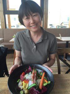 KANICHIの海鮮丼