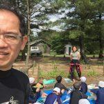 子供たちの行動はとても「センス・オブ・ワンダー」な兵庫県の自然学校♪
