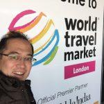 世界中の国々をバーチャル旅行できたWorld Travel Market London