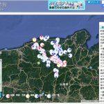 さあ、積雪シーズン。但馬(北兵庫)地方の降雪&積雪、雪道情報です!