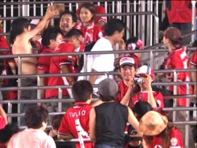 私がサッカーと浦和レッズが好きな理由♪愛すべきものがあればそのまちを好きになれます!!