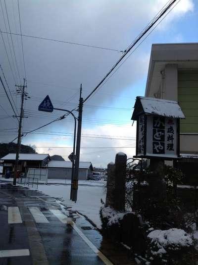 日本海側における海雪、山雪のメカニズム♪