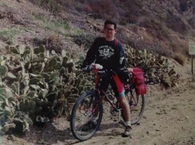 大学時代の自転車旅行での気づき『旅行計画を自分で立てる楽しさ』