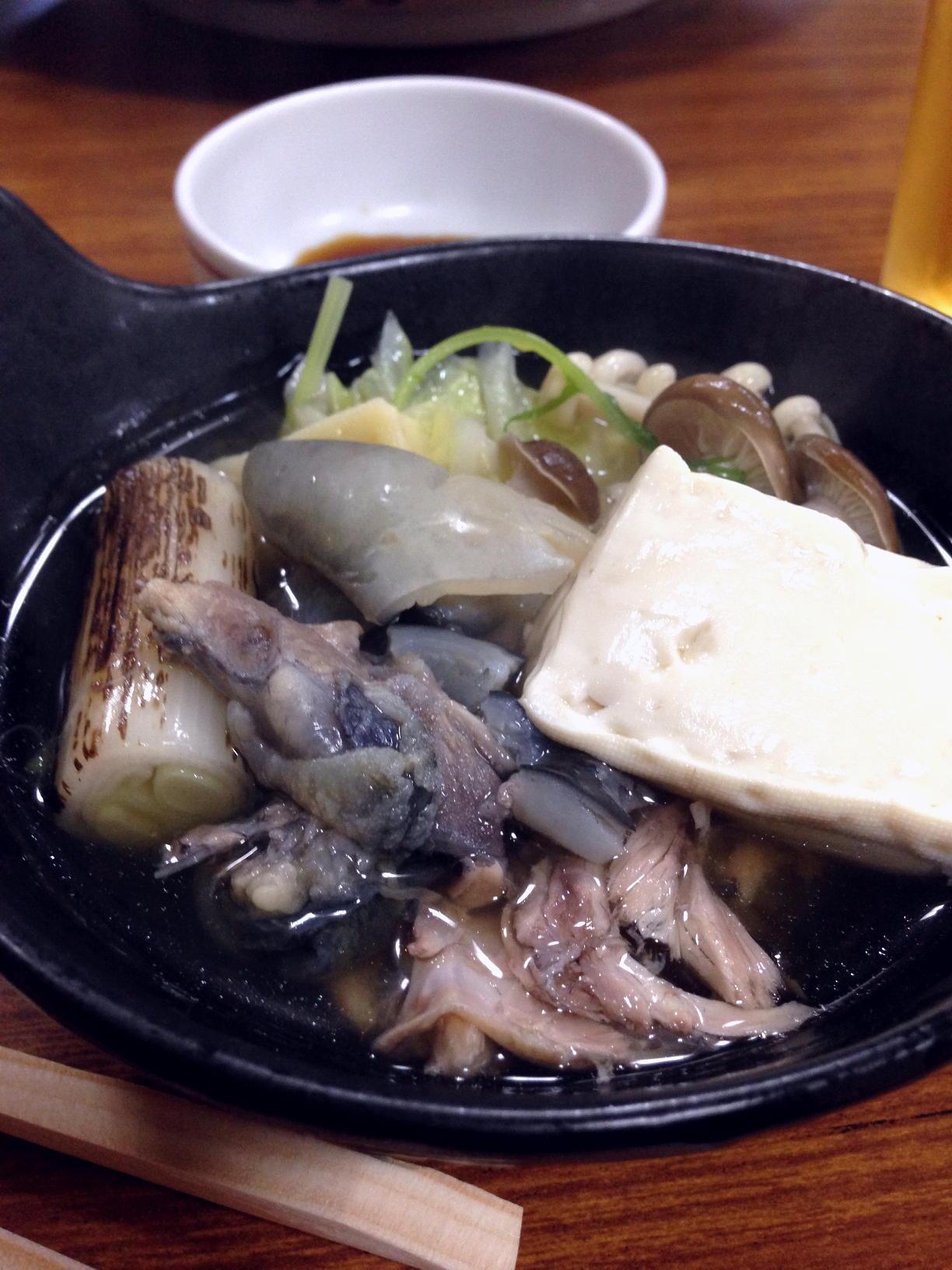 小代「大平山荘」さんですっぽんを食べてきました♪