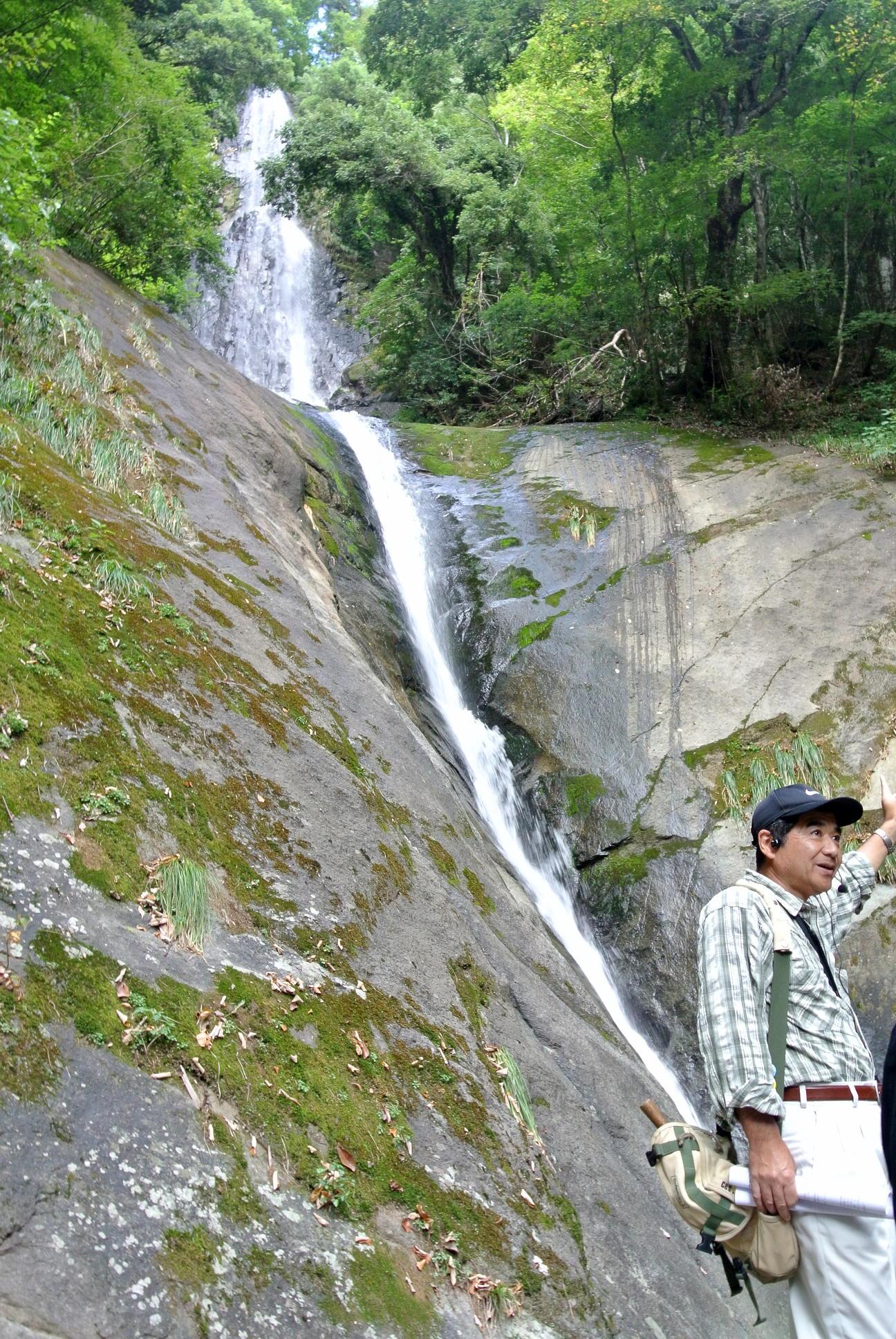 猿尾滝のこと、しっかりと学ぶことができました!!