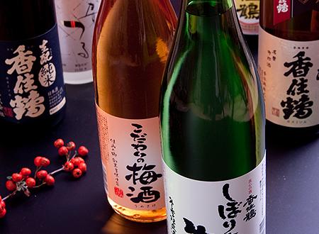 日本酒は量より質の時代へ「カニ鍋と熱燗」「カニ甲羅酒」