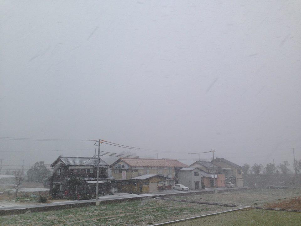 目まぐるしく変わる日本海側のお天気、香美町は海側と山側でお天気も積雪量も全然違います!