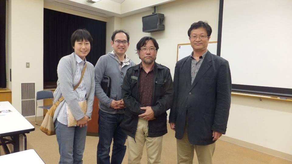 映像作家・藤原次郎さんの「出石スケッチ」上映会に行ってきました!