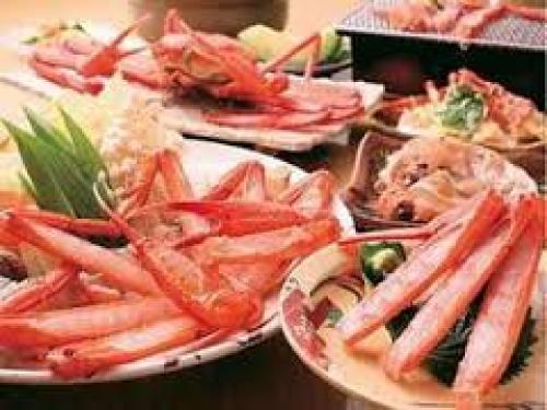 今日から良いお天気が続きそう!五月晴れの季節は行楽&香住ガニ食べおさめのセットがオススメです!!