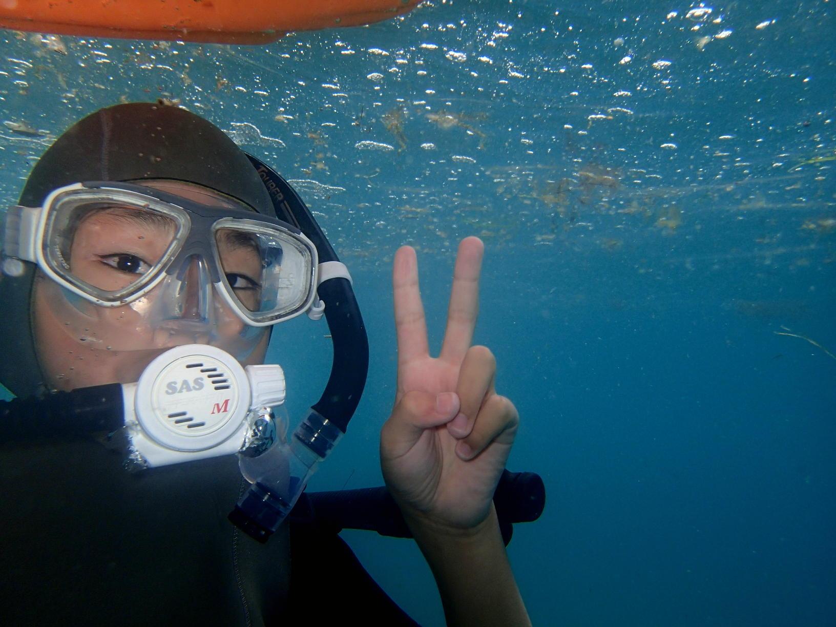 体験ダイビングプランに関するよくある5つのお問い合わせ