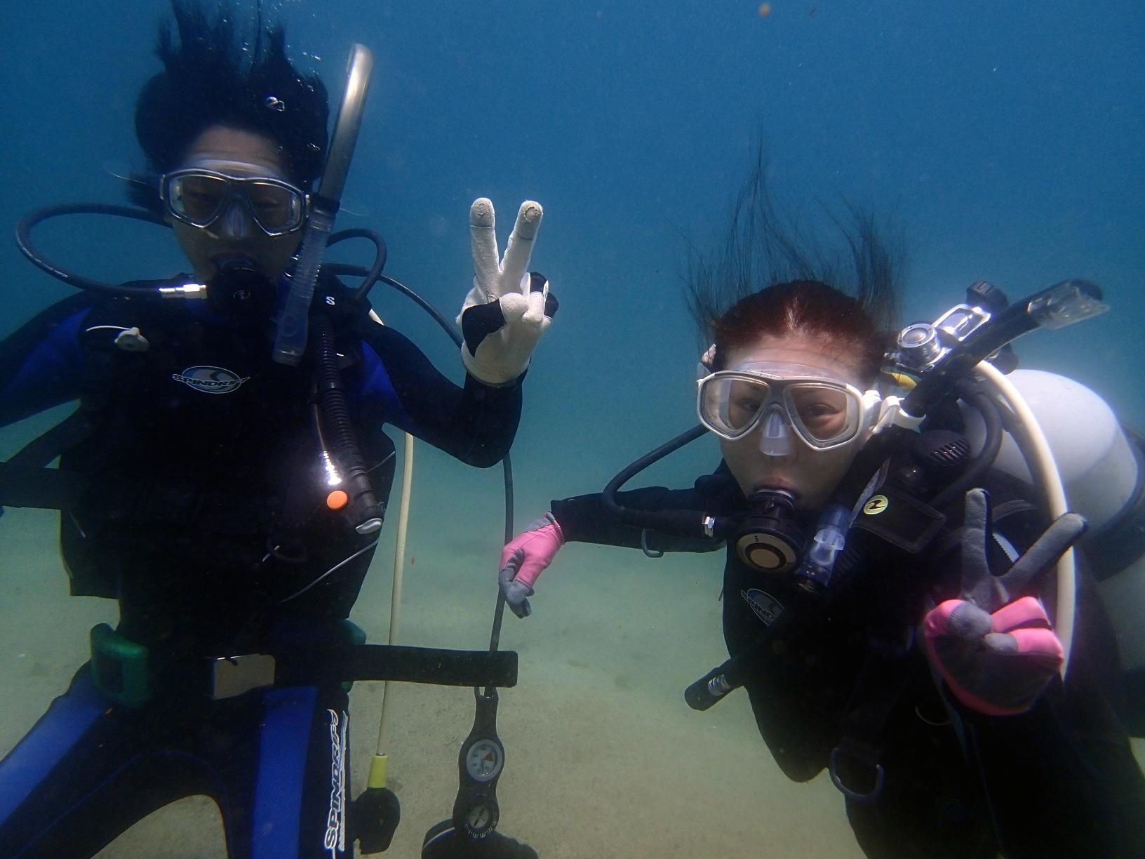 佐津海水浴場が安全面で体験ダイビングに適している3つの理由