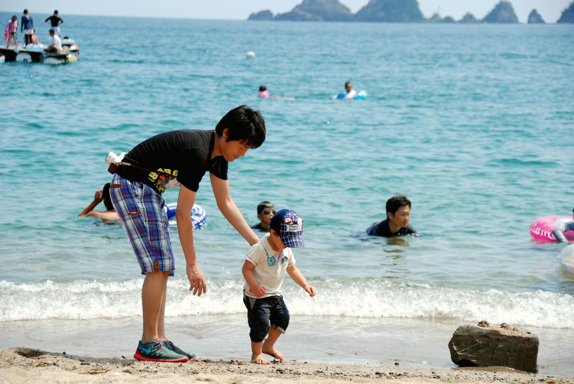 海水浴旅行での2泊3日連泊のススメ☆夏休みのかどやは連泊がしやすい!?