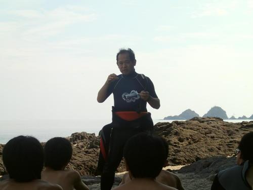 夏休み最高の思い出を!親子体験ダイビングのパンフができました!