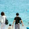 子供の海水浴デビューは佐津の海で!~ここを知ったら他の海には行けない!