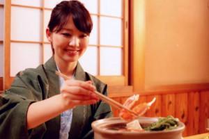 カニ鍋を食す