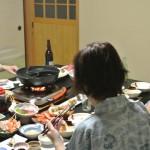 カニ鍋は家族のコミュニケーションチャンス!!