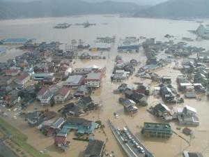 2004年豊岡水害