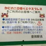 【注意】各駅停車の特急に乗っても特急料金が発生します!