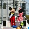 豊岡菓子祭前日祭はディズニーパレードも加わってすごい人出でした!