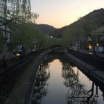 JR佐津駅から城崎温泉駅まで片道18分を活用〜城崎温泉(3)