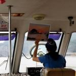 ベタ凪の多い初夏がオススメ!「遊覧船かすみ丸」さんに乗船しました♪