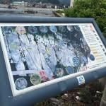 香住観光2☆日本海が湖だった頃のゾウやサイの「足跡化石」を見よう