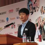 楽天トラベルEXPOにて「龍馬伝」の脚本家福田靖さんの講演(前編)
