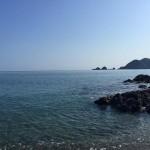 よくあるお問い合わせ☆日本海側での海水浴はいつまでできますか?
