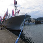 柴山港も香住港も大型船があるから安定した松葉がに漁ができるんです!