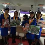 大切なお知らせ『遊覧船かすみ丸』さんの営業は2016年11月30日までとなりました