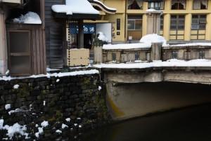 冬の城崎温泉1