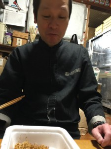 スタッフ清水一平ちゃんチョコソース