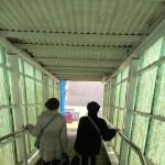 JR佐津駅の歩道橋であったちょっといいエピソード