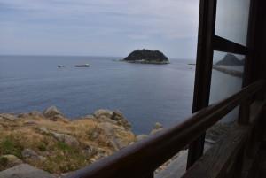 岡見亭からの眺望