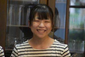 みなみちゃんの笑顔