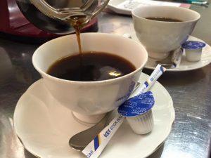 ホットコーヒーみなみブレンド