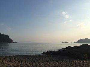 0813佐津ビーチ