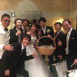 十数年ぶりに結婚式に出席したらとても進化していた件〜バブ、おめでとう!!