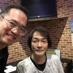 メモリーグラスで有名な堀江淳さんのライブで豊岡市のPenny Lane 54に行ってきた!