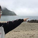 豊岡市28.1度全国最高気温の日に海辺で起こった出来事