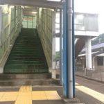 JR佐津駅までの送迎は車で1分。但し、跨線橋(こせんきょう)を渡らなければなりませんのでご注意下さい