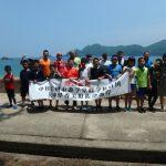 香住の佐津海岸(無南垣海岸)にて中国広州からの子供たちの磯観察プログラムを行いました!