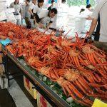 2018年9月〜19年5月までの紅ズワイガニ(香住ガニ)漁獲量&漁獲高が発表になりました!