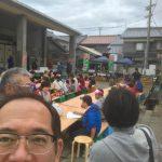 地域のイベントでお昼ご飯って楽しい♪☆竹野港海町マーケット~秋の大漁まつり~