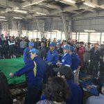 毎年11月6日に柴山港で行われていた「かすみ松葉ガニ初せりまつり」は今年度中止となりました