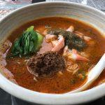 これは美味しい!☆香住の中華料理屋さん「白龍」の蟹味噌担々麺を食べてきました!!